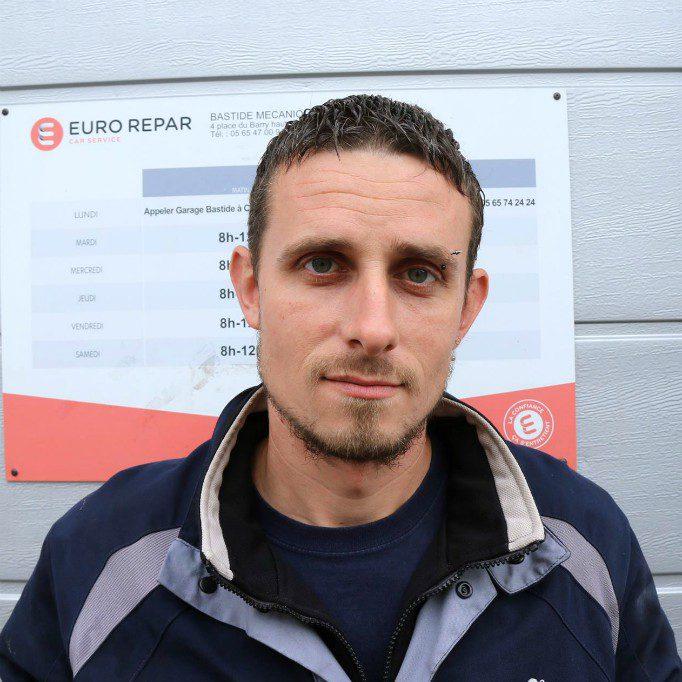 Mathieu Granier