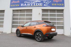 Garage Bastide Aveyron Location