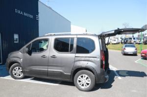 Voiture aménager Ceignac Calmon Garage Peugeot handicaper