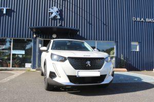 Nouveau Peugeot 2008 à vendre Garage Bastide DBA Aveyron Neuf